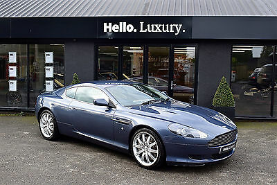 Aston Martin DB9 Coupe 5.9 V12 **STUNNING LOW MILEAGE EXAMPLE** 2005