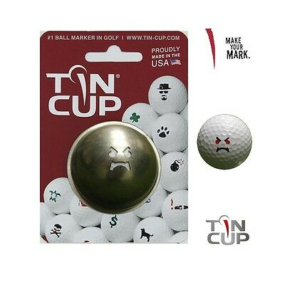 Tin Cup Golf Ball Marking System (Unleash The Fury)