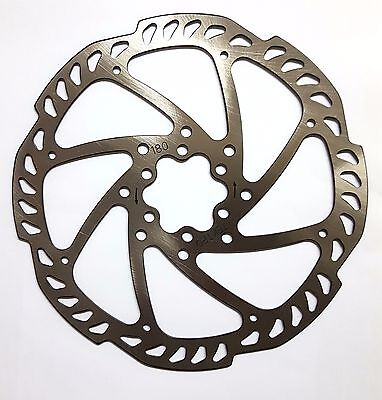 Tektro Disc Brake Rotor - Cycling - 6 Bolt