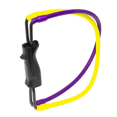 New Saunders Archery Power Pull Exercise Warm Up Conditioning Aid Stretch Band