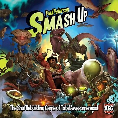 Smash Up Card Game Brand New