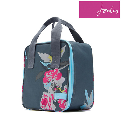 Joules Printed Lunch Bag (W) **FREE UK Shipping**