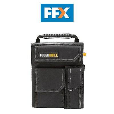 ToughBuilt TOU-56-L-C Organiser and Large Grid Notebook