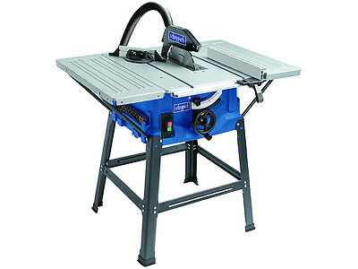 "Scheppach HS100S 230v 250mm / 10"" Table Saw Bench"