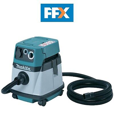 Makita VC1310L 240v 13L Vacuum Cleaner Wet and Dry Dust Extractor