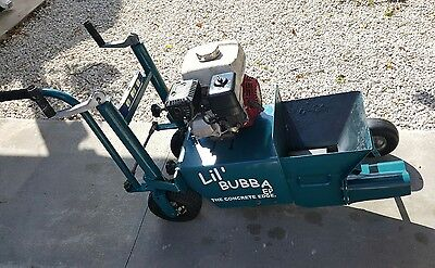 Lil Bubba EP Curb Machine,Please See the Picture