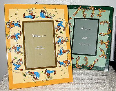* Two Disney Picture Frames