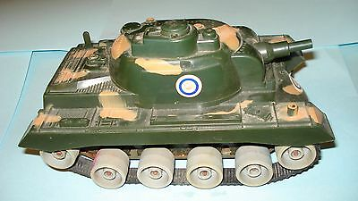 marx tank vintage battery operated needs repair non working