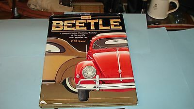 The Beetle Book By Keith Seume 1997