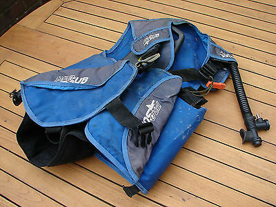 BCD Prosub Scuba Diving Jacket Medium Global Shipping