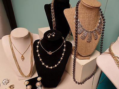 Huge lot of ALL signed Sarah Coventry vintage/modern jewelry 70 pieces
