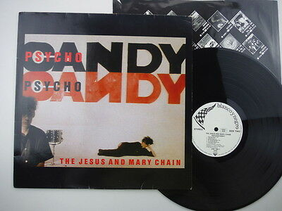 Jesus And Mary Chain,Psychocandy,LP