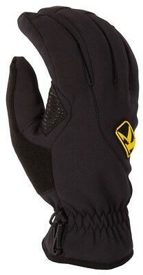 Klim 2016 Inversion Insulated Snowmobile Gloves (Pair) Black Adult All Sizes