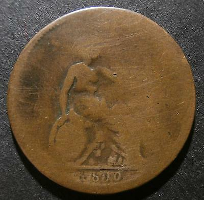 Canada ? token - Penny 1800 Unknown to me Britannia facing right! Engrailed 34mm