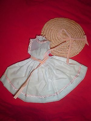 Vintage Fashions For Ginger Cosmopolitan Doll & Toy Dress Hat Outfit Htf Clothes