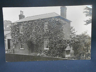 Unknown ** Gardener's House MAIDSTONE ** Real Photographic Postcard c.1912