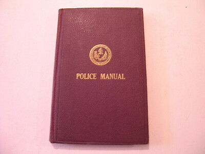 Obsolete L.m & S Railway Police Manual