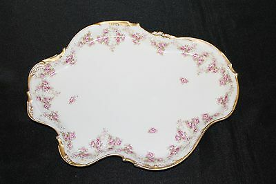 Antique LIMOGES Collector Plate - JAN. 23rd 1808? */