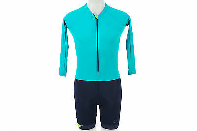 Velocio Womens LS Cycling Skinsuit SMALL Road Bike CS
