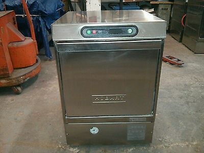 Hobart Commercial Model Lx30H High Temperature Dishwasher. Very Nice