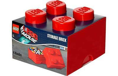 LEGO Storage Brick Red 4. From the Official Argos Shop on ebay