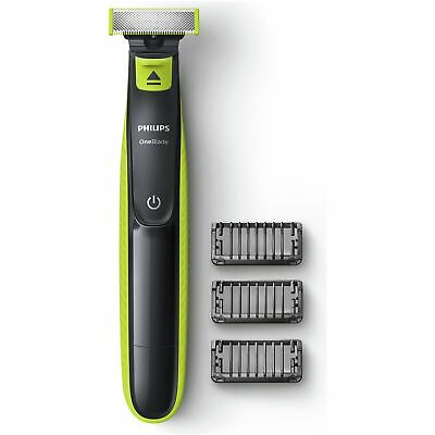 Philips QP2520/25 Wet and Dry Oneblade Cordless Trim, Edge and Shave.