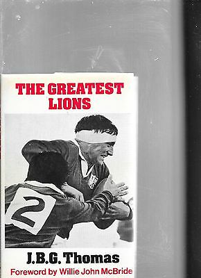 The Greatest Lions: The Story of the British Lions Tour of South Africa, 1974