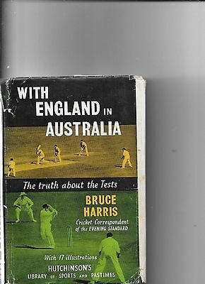 With England In Australia : The Truth About The Tests 1946-47