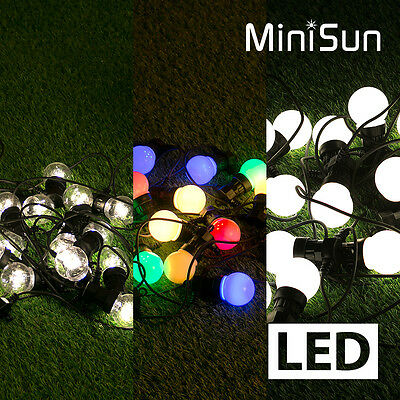 MiniSun IP44 LED Outdoor Garden String Decorative Lights Party Wedding Christmas