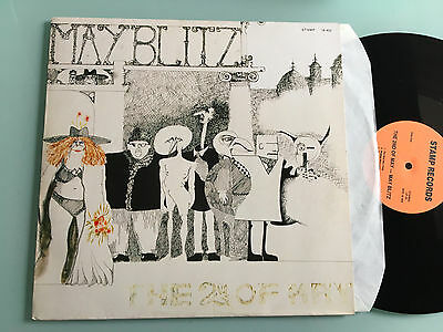 LP  RARE RE  May Blitz – The 2nd Of May Label: Stamp Records  – RPR 18 402