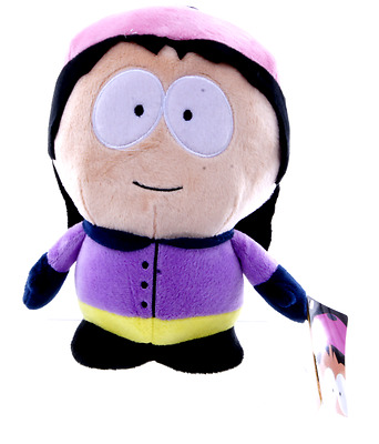 "New Official 10"" South Park Plush Soft Toys Wendy Soft Toy"