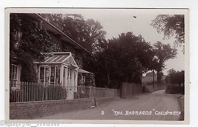 """Suffolk, Chelsworth, """"the Barrards"""", House, Rp"""