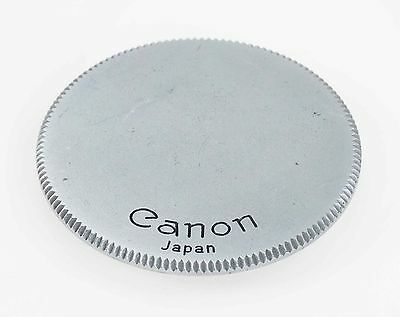 Canon 39mm Body Cap For The Rangefinder Cameras.