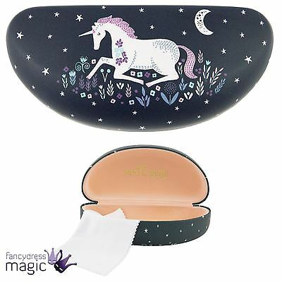 *Sass & Belle Starlight Unicorn Magical Fantasy Glasses Sunglasses Holder Case*