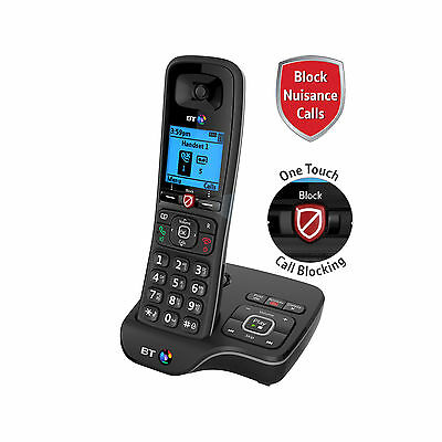 BT 6600 With Answer Machine And Nuisance Call Blocking Phone - New LIMITED STOCK