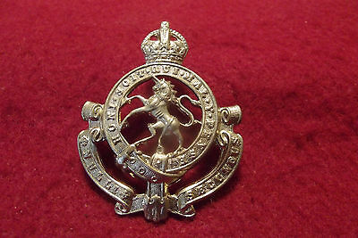 WW II Canadian Cap Badge To The Governor General's Horse Guard