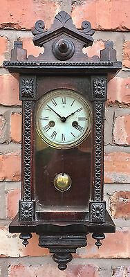 """A Minuter stand  Vena Wall  Clock By  Junghans 21.5"""""""
