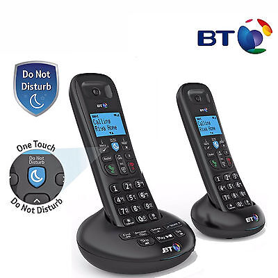 BT 3570 Twin Digital Cordless Phone With Answer Machine - New - LIMITED STOCK