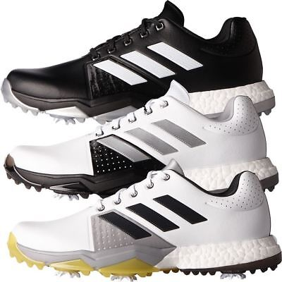 innovative design 2ded0 40e99 Adidas Adipower Boost 3 Wide Fit Waterproof Spiked Golf Shoes