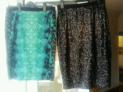 Ladies skirts twiggy at marks and spencer and limited collection size 14