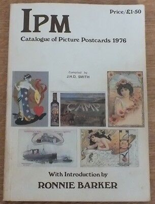 IPM catalogue of picture postcards 1976
