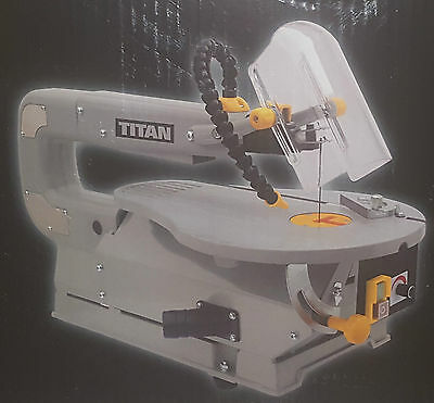 Titan Ttb703Ssw 410Mm Scroll Saw 240V New