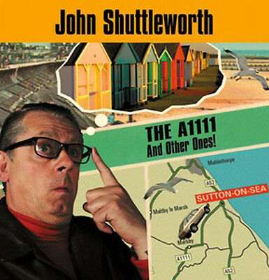 John Shuttleworth - The A1111...And Other Ones! (2 x Vinyl LP) Now in Stock