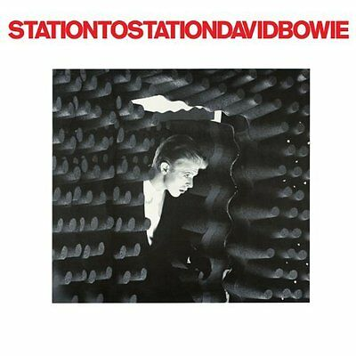 David Bowie Station To Station New Sealed 180G Vinyl Lp In Stock