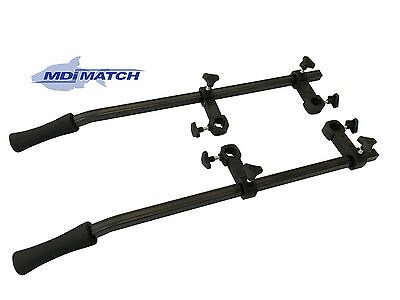 MDI Match Matchman Rickshaw Barrow Arms for Fishing Seat Boxes