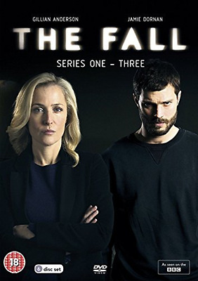The Fall Series 1-3  DVD NEW
