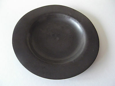 Antique Pewter Plate / Dish '' Crowned X '' London Small