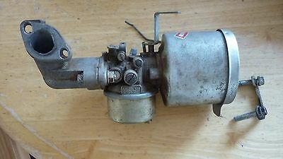 Qualcast classic 35s carburettor and inlet manifold for tecumesh  engine