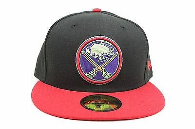 88852d2009b ... uk buffalo sabres black red green purple orange nhl new era 59fifty fitted  hat b679c 555a8