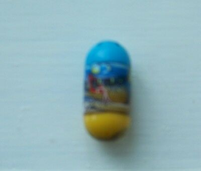SPECIAL EDITION Mighty Beanz - 391  Rattle Shake Bean (snake)